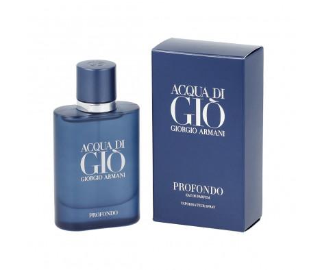 Armani Giorgio Acqua di Gio Profondo Eau de Parfum (uomo) 40 ml