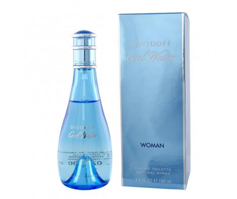 Davidoff Cool Water for Women Eau de Toilette (donna) 100 ml