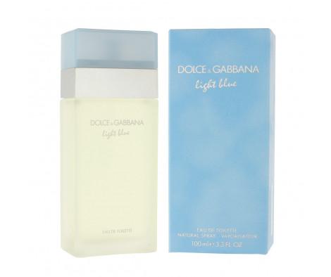 Dolce & Gabbana Light Blue Eau de Toilette (donna) 100 ml