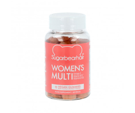 SugarBearHair Women's Multi Vitamins 60 pz