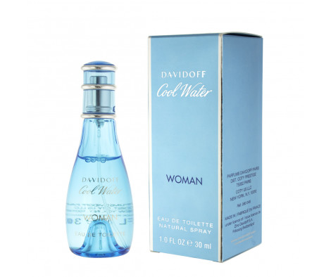 Davidoff Cool Water for Women Eau de Toilette (donna) 30 ml