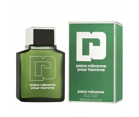 Paco Rabanne Pour Homme Eau de Toilette (uomo) 200 ml