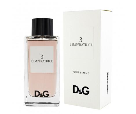 Dolce & Gabbana Anthology L'Imperatrice 3 Eau de Toilette (donna) 100 ml