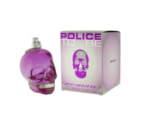 POLICE To Be (Woman) Eau de Parfum (donna) 125 ml