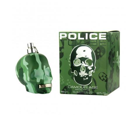 POLICE To Be Camouflage Eau de Toilette (uomo) 125 ml