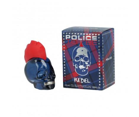 POLICE To Be Rebel Eau de Toilette (uomo) 40 ml