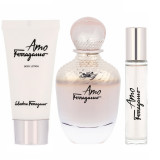 Salvatore Ferragamo Amo Ferragamo EDP 100 ml + EDP MINI 10 ml + Latte corpo 50 ml