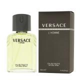 Versace L'Homme Eau de Toilette (uomo) 100 ml