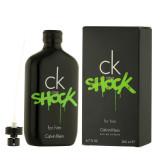 Calvin Klein CK One Shock For Him Eau de Toilette (uomo) 200 ml