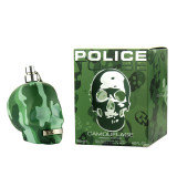 POLICE To Be Camouflage Eau de Toilette (uomo) 125 ml