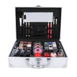 2K All About Beauty Train Case Complete Makeup Palette